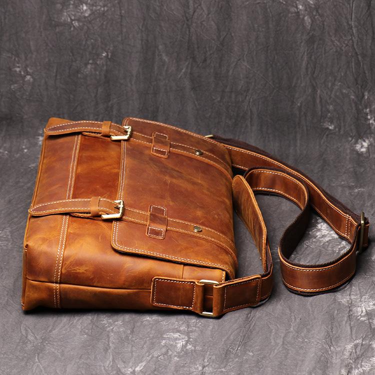 Túi đeo chéo da thật cao cấp Velisa H1008