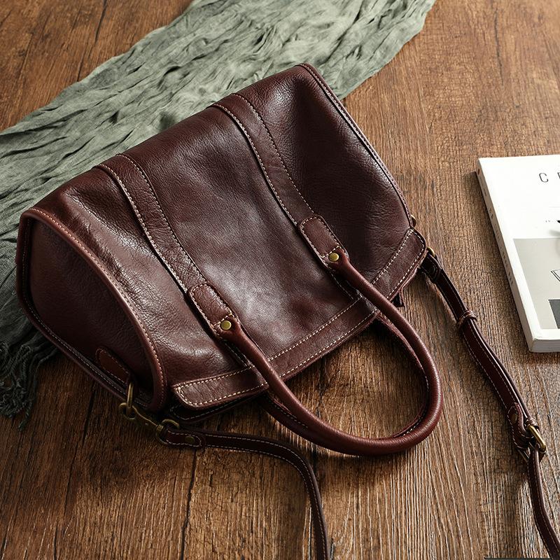 Túi xách da thật handmade Velisa H1015
