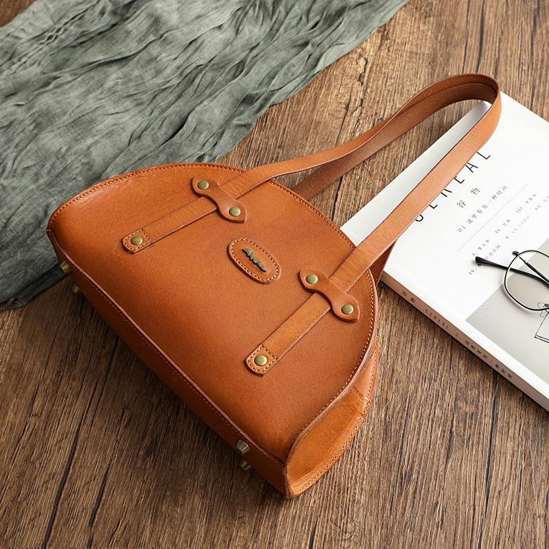 Túi xách da thật handmade Velisa